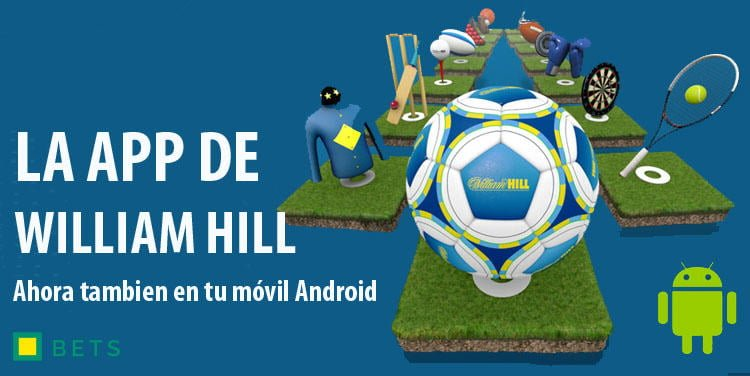 app william hill para android