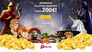 Merkurmagic lanza un nuevo bono de bienvenida de hasta 200 euros
