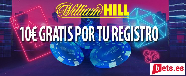 bono william hill sin depósito