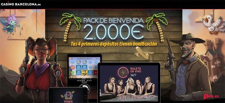 casino barcelona bono