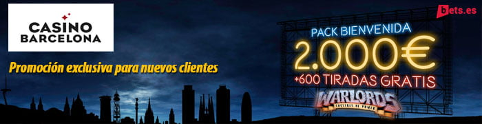 bono casino barcelona