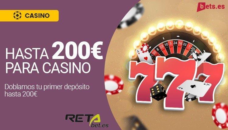 retabet casino bono