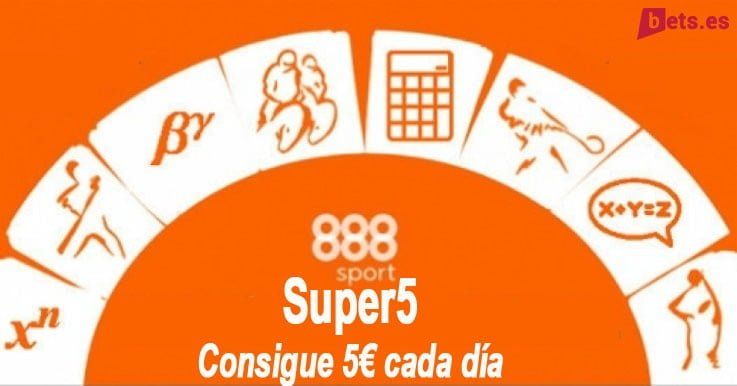 super5 en 888sport