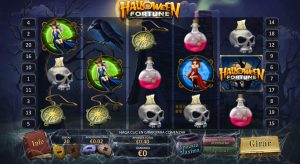 Así es Halloween Fortune
