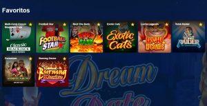 Marathonbet Casino favoritos