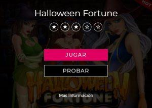 Juega a Fortune Halloween