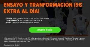 promoción mundial rugby 888sport