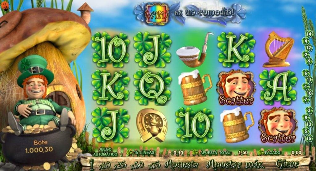 888casino irish riches