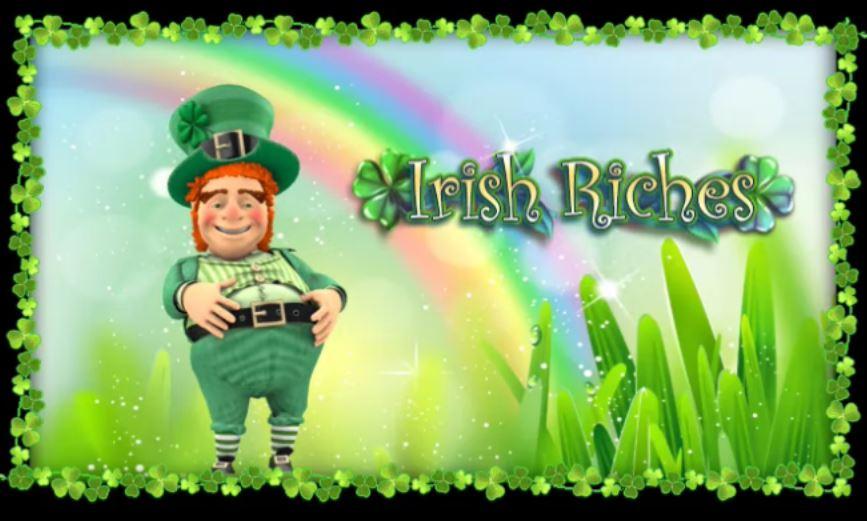 jugar a irish riches 888casino