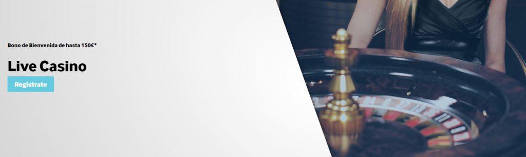 bono live casino betway