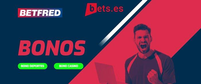 Bono Betfred apuestas: hasta 100€ por depósito