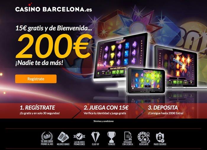 Análisis de las Ruletas en Vivo en el Casino Barcelona: 200€ de bienvenida