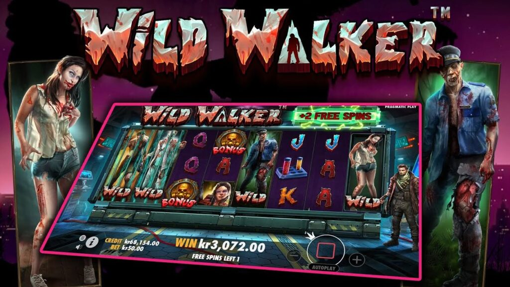 wild walker casino gran madrid